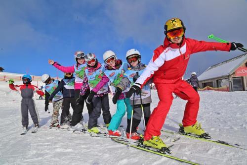 Schifahren Kinder